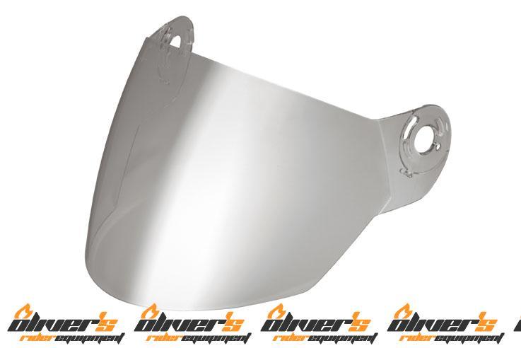 Vizieră Nolan N42/N42E Argintiu metalizat