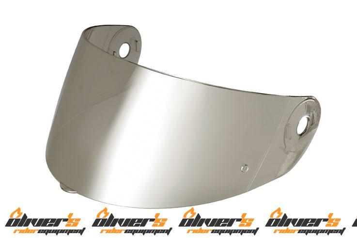 Vizieră Nolan N84 Argintiu metalizat