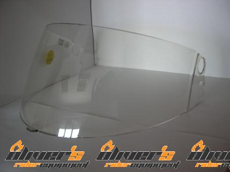Vizieră Grex RF1/G10II/G10 Transparent