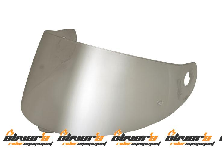 Vizieră Nolan N103 Argintiu metalizat