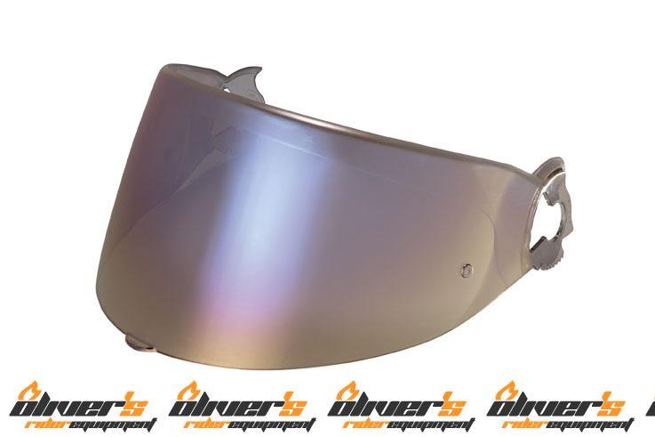 Vizieră Nolan N102/N100E/X1001/X1002 Albastru metalizat