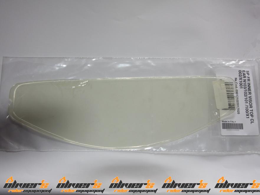 Vizieră interioară top Nolan N103/102/101/100/X1002/X1001 Transparent
