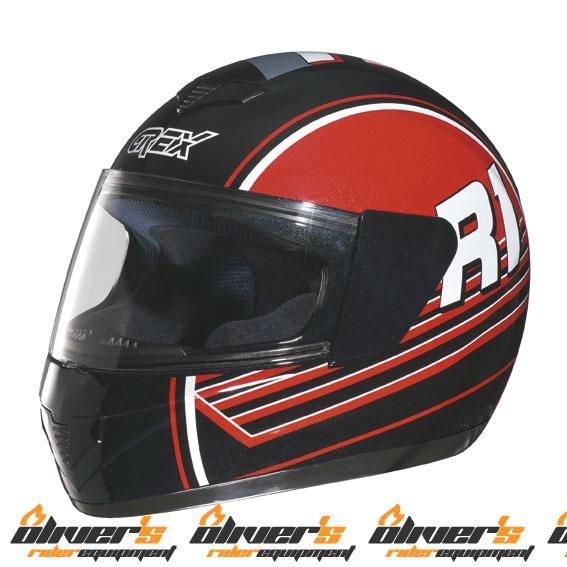 Cască Grex R1 Racing - 35 R1R35
