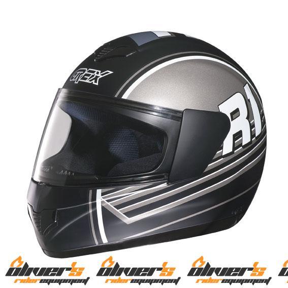 Cască Grex R1 Racing - 37 R1R37