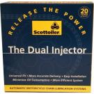 SO0035 INJECTOR DUAL SCOTTOILER
