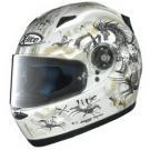 Cască Xlite X-801RR Graffiti - 57 X801RR57