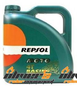 REP02 ULEI MOTOR REPSOL SINTETIC RACING 4T 10W50 4L